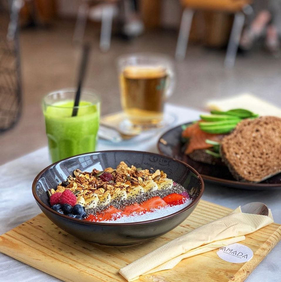 ontbijt rotterdam amada coffee reisblog