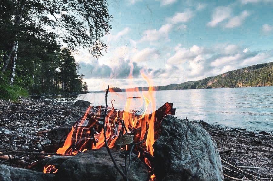 wildkamperen zweden a travel note