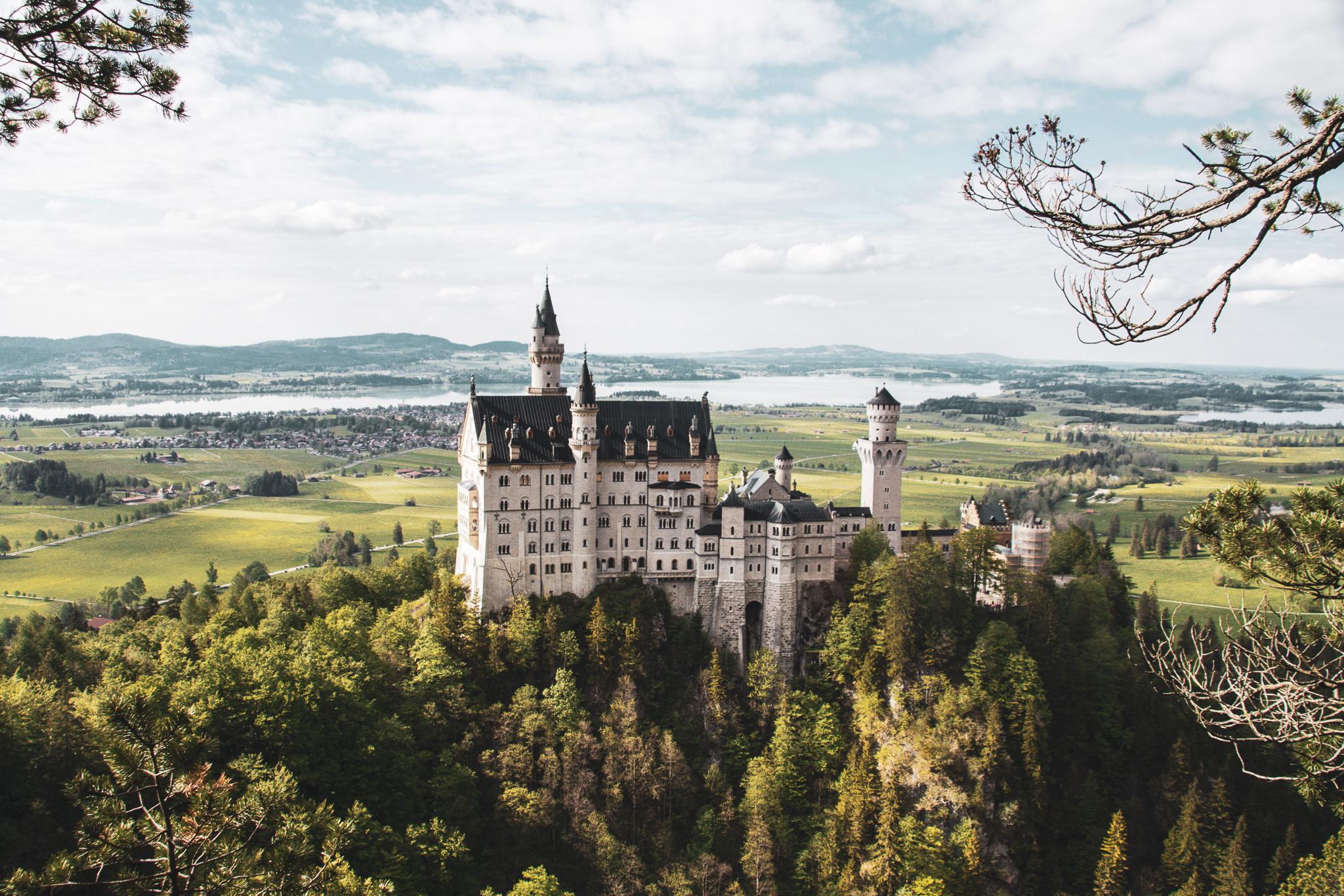 Duitsland road trip - plekken om te zien