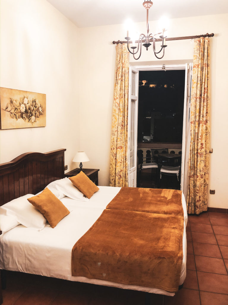 travelnote malaga hotel monte victoria malaga
