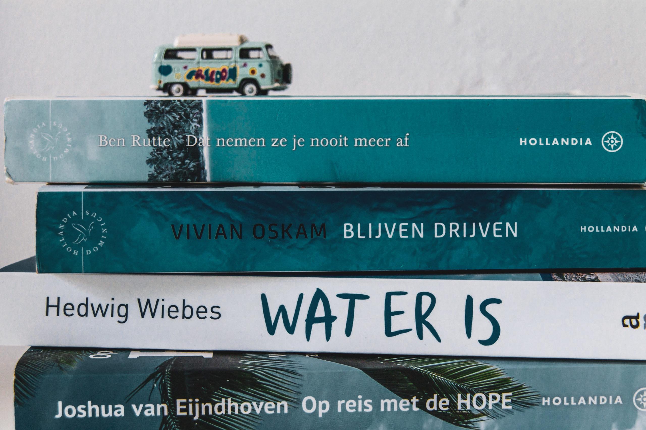 reisboeken lezen - atravelnote.nl