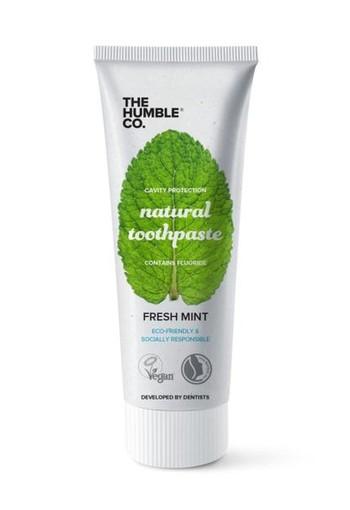 milieuvriendelijke tandpasta - eco producten voor op reis