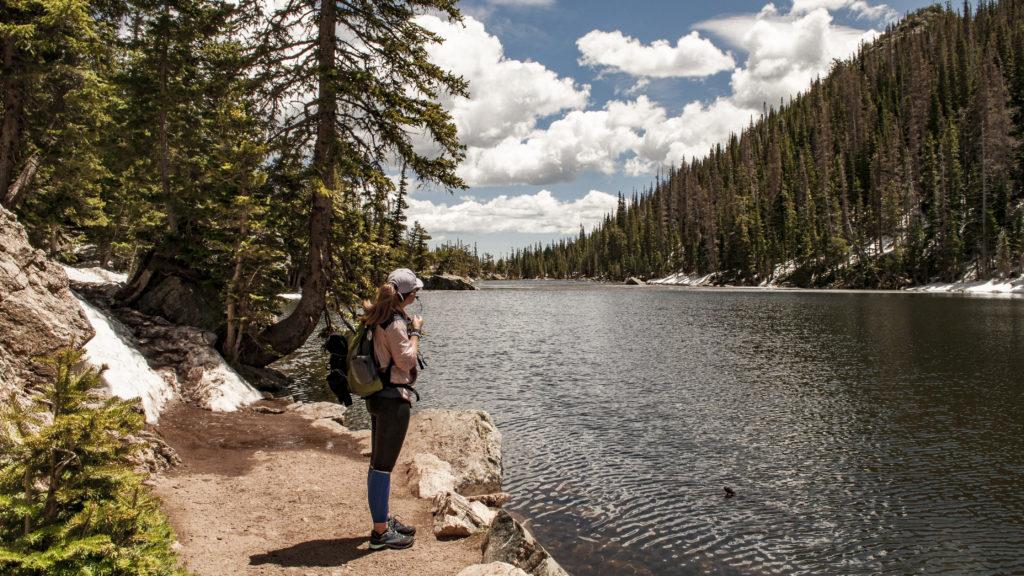 nationale parken van Amerika - Travel note