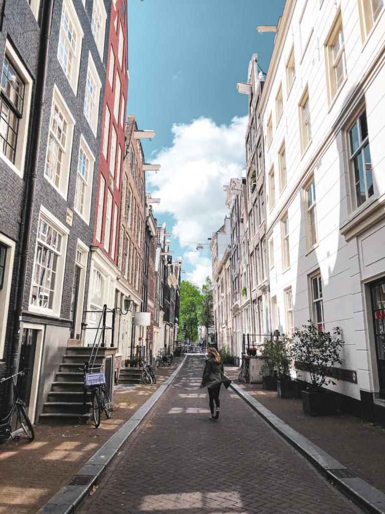 a travel note - wat te doen in amsterdam