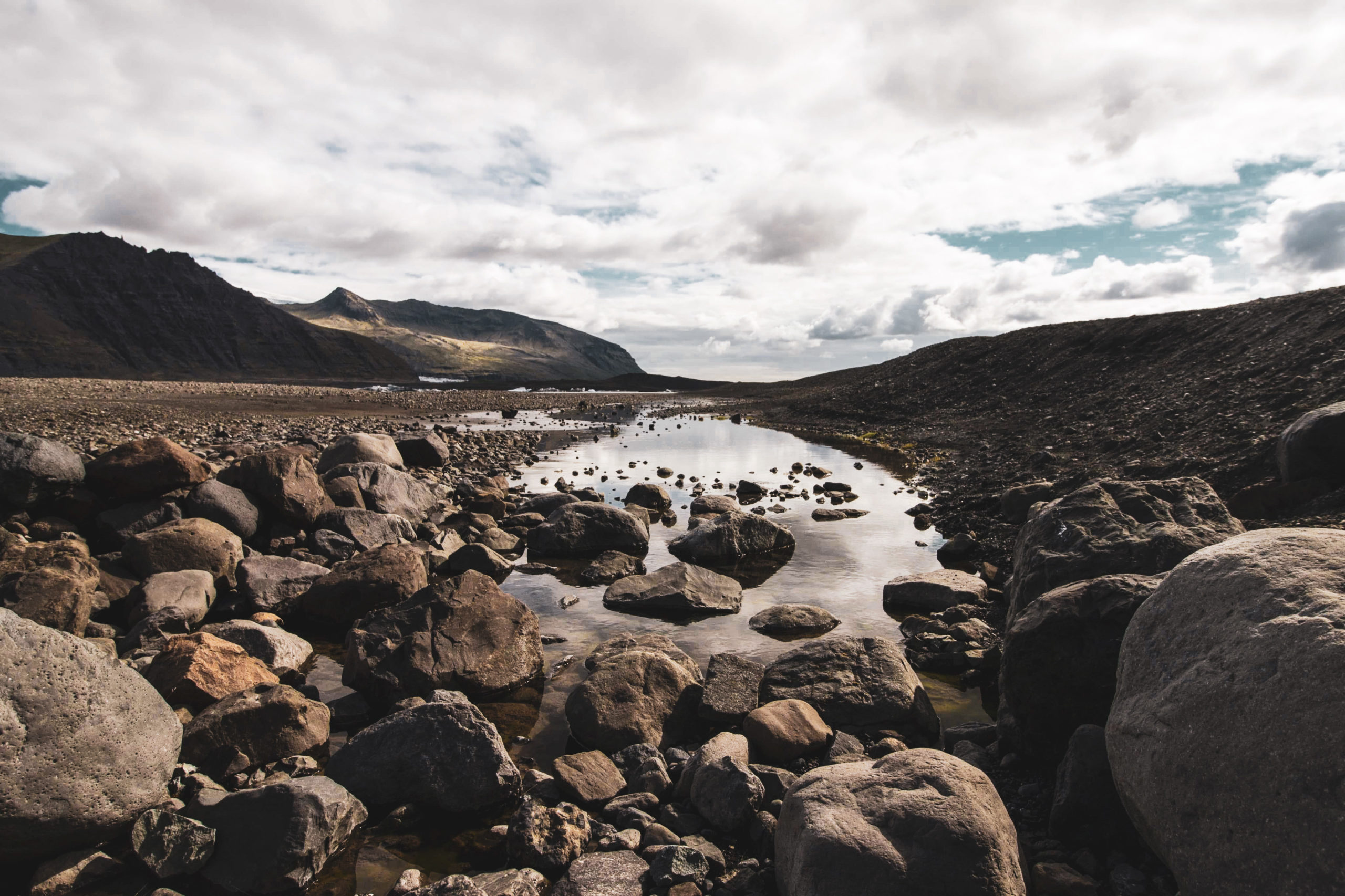 gletsjers in ijsland - a travel note