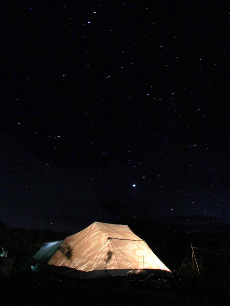 travelnote - kamperen op vlieland