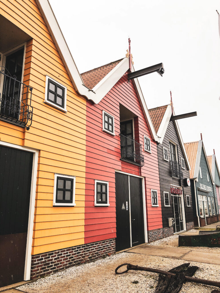 Zoutkamp - Lauwersoog - travelnote reisblog