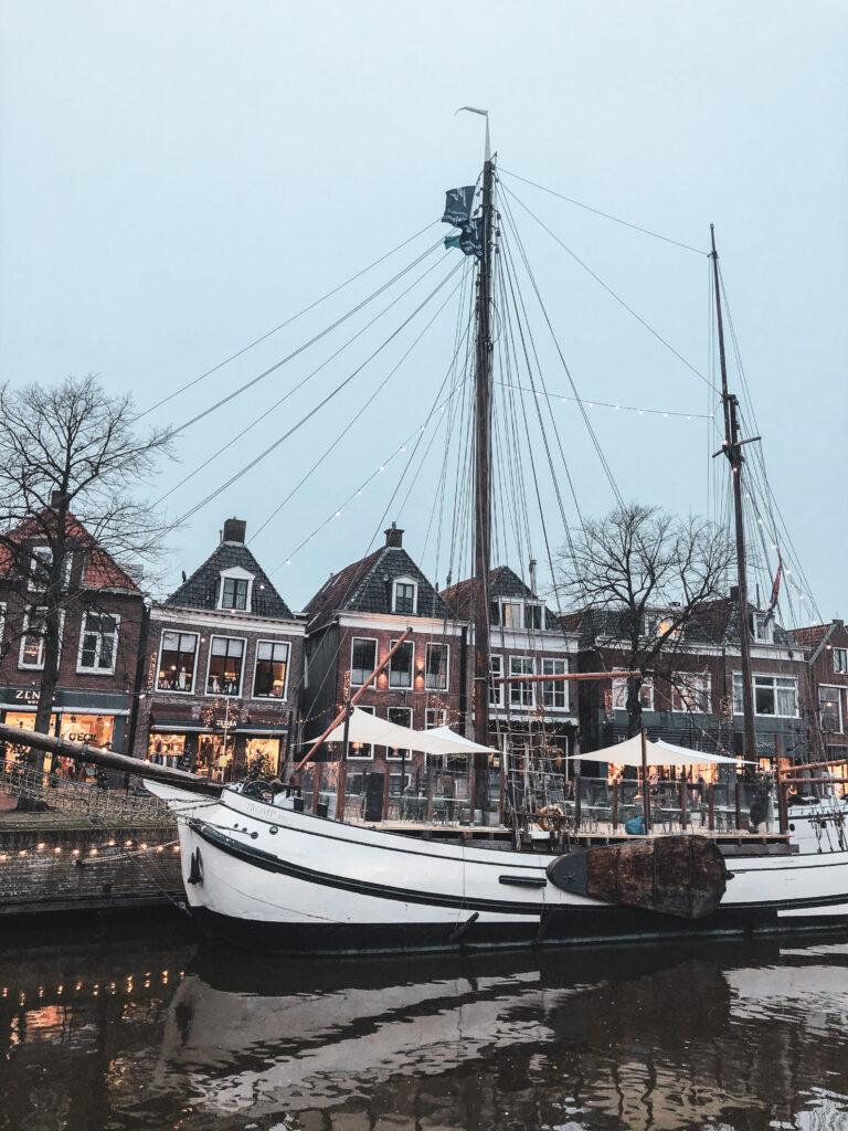 Doen in Lauwersoog - travelnote