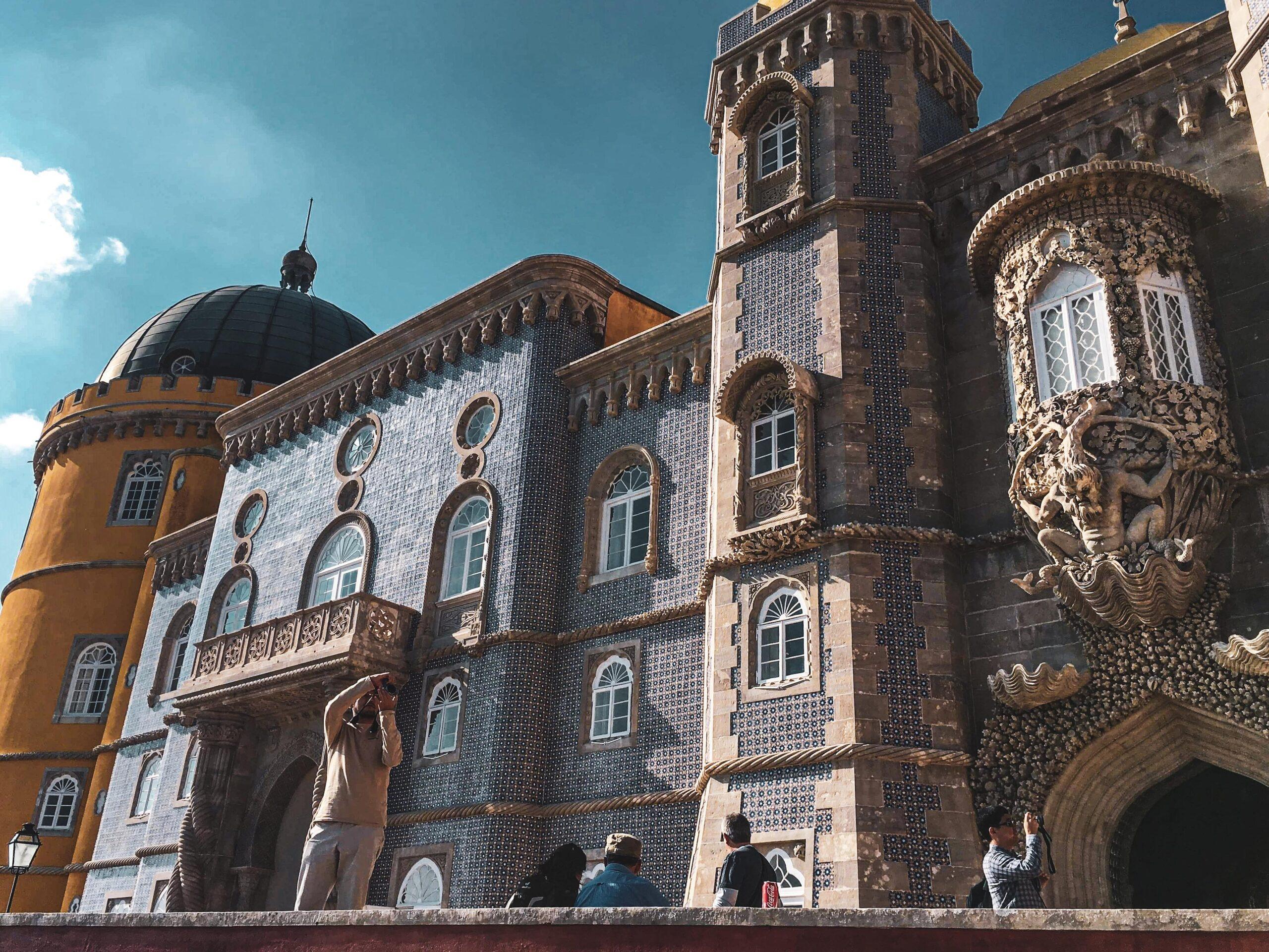 Sintra - reisblog travelnote