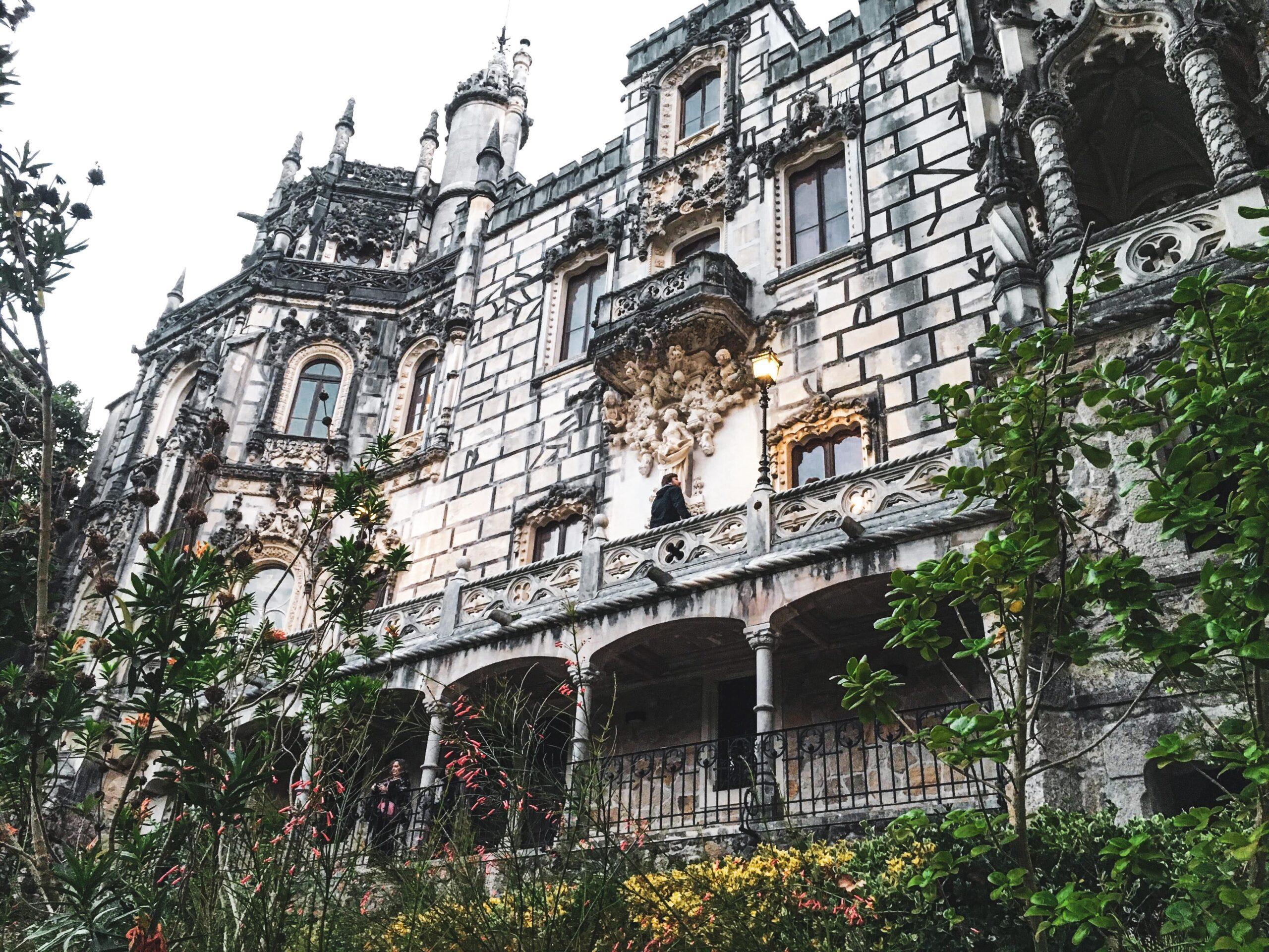 Sintra kastelen - travelnote