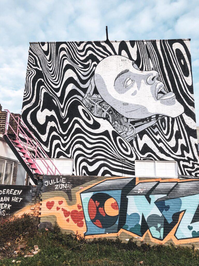 reisblog over streetart van Heerlen Limburg