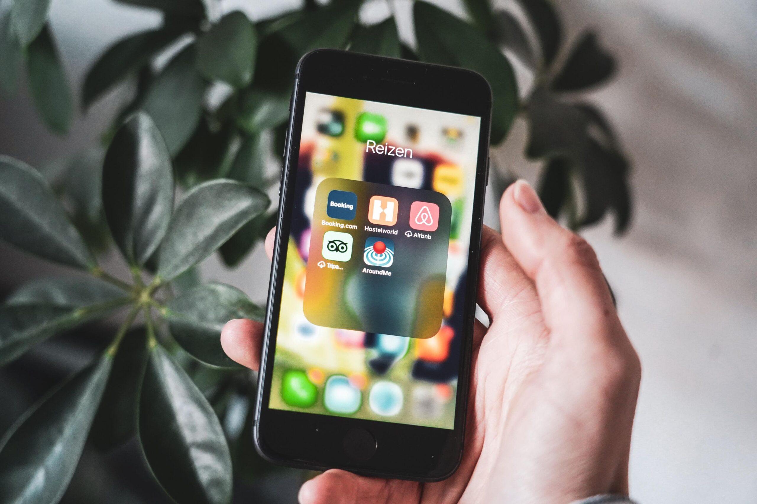 handige apps voor tijdens je reis - travelnote reisblog