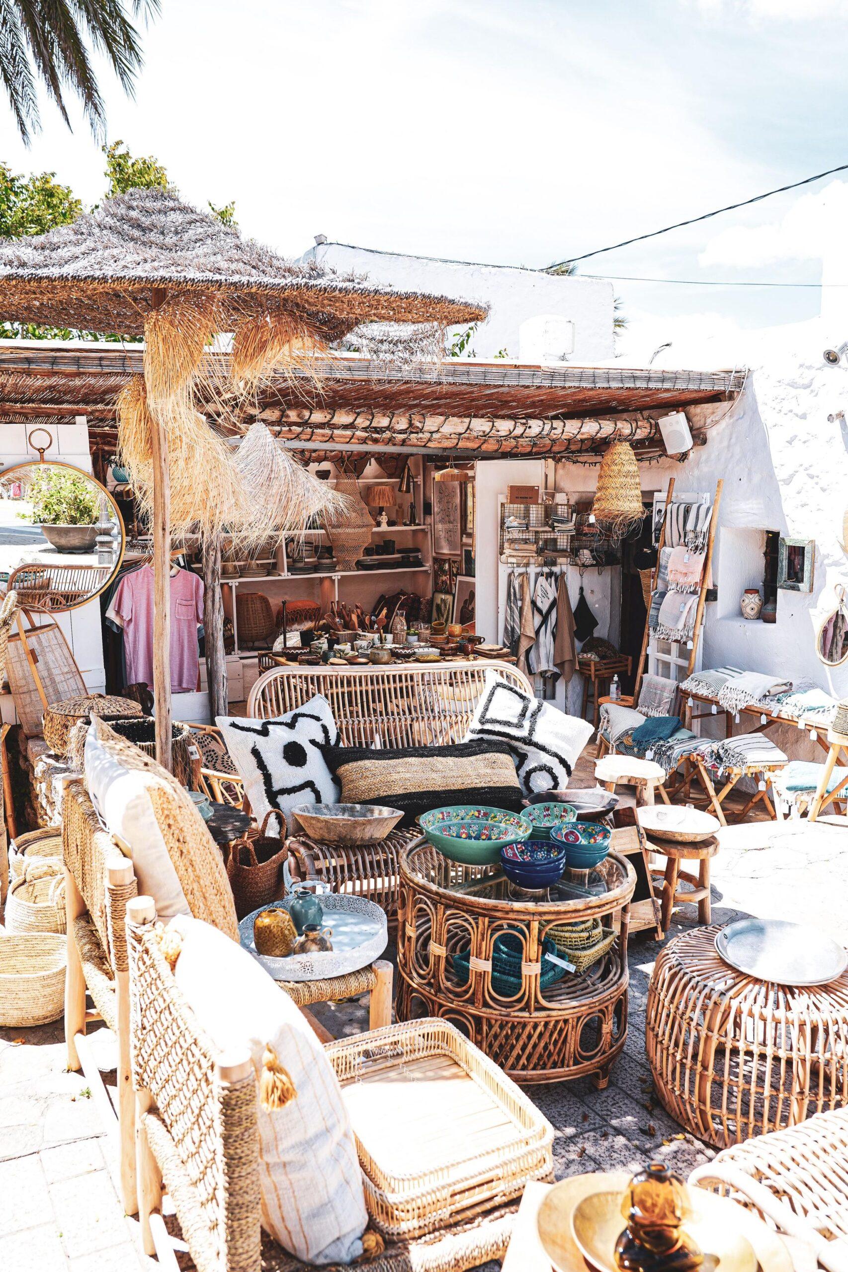 winkelen op Ibiza - doen op Ibiza