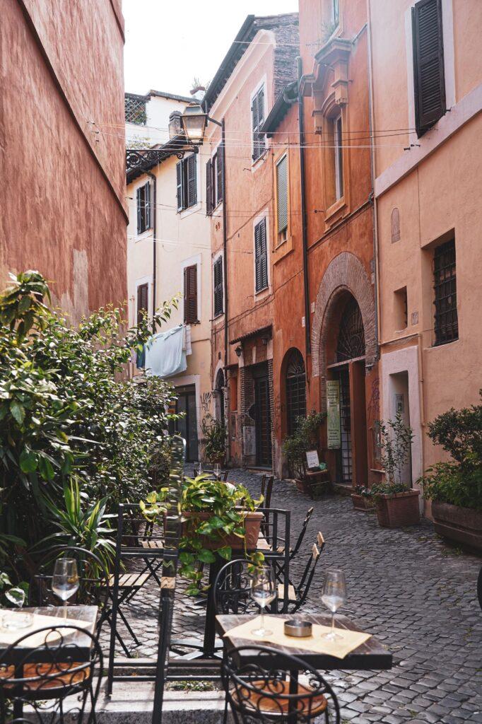 Tips voor wat te doen in Rome - travelnote