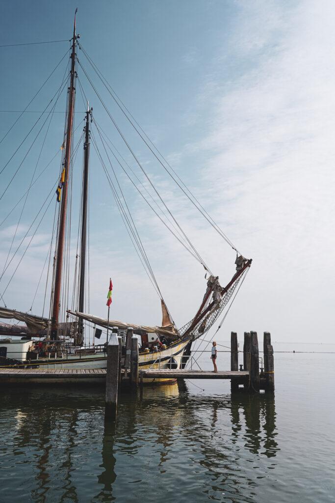 Eilandhoppen Nederland - reisblog atravel note