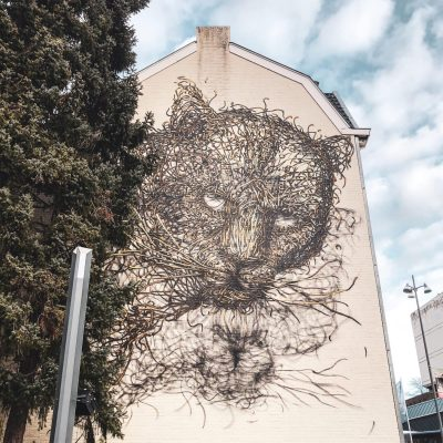 street art bekijken van Heerlen - travelnote reisblog