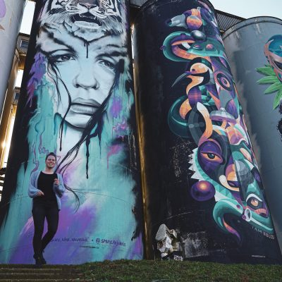 Toffe plekken voor street art in NL - reisblog travel note