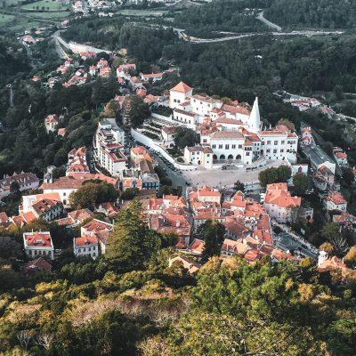 Sintra kastelen en paleizen - travelnote reisblog