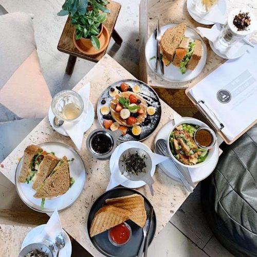 lunchen in rotterdam tealab